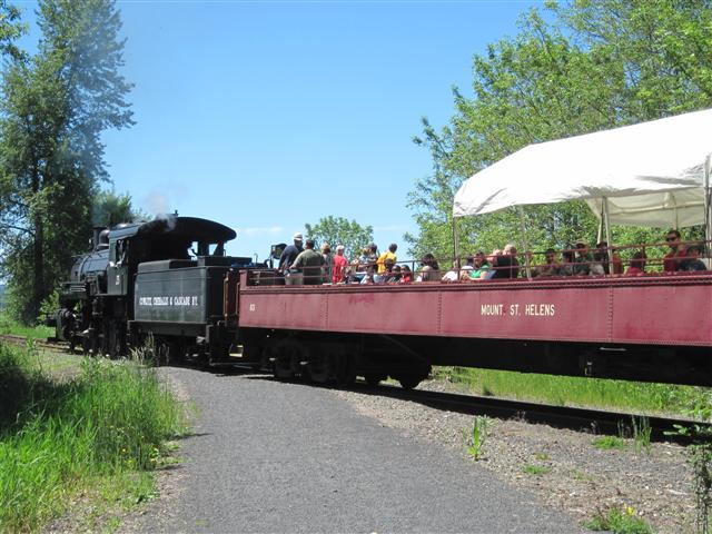 Steam Train Crossing the trail.JPG